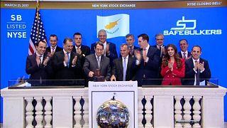 Βίντεο: O Ν. Αναστασιάδης «τα έσπασε» στη Wall Street