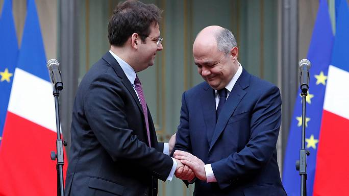 France: New interior minister takes over from scandal-hit Le Roux