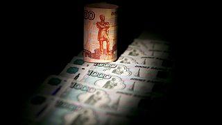 Rusya'dan AB'ye dev kara para trafiği