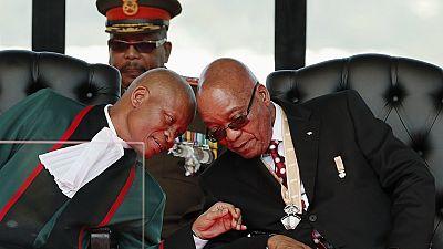 Afrique du Sud: arrestations après le cambriolage des bureaux de la Cour constitutionnelle
