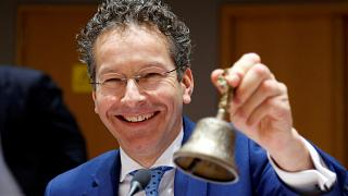 Calls for Eurogroup President to resign after 'drinks and women' outrage