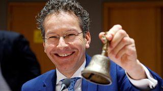 اظهارات تند رئیس  یوروگروپ خشم کشورهای جنوبی منطقه یورو را برانگیخت