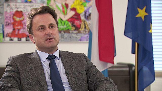 """""""Ich will kein Europa des Stillstands"""" - Ein Gespräch mit dem luxemburgischen Ministerpräsidenten Xavier Bettel"""