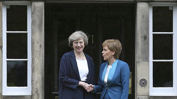 Schottland: Sturgeon will Unabhängigkeit, die meisten Schotten nicht