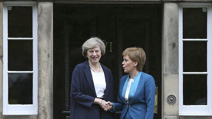 La ministra principal de Escocia, una piedra en el zapato de Londres