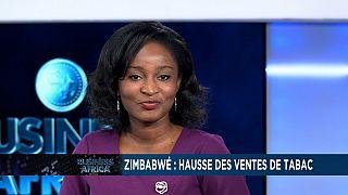 Le Zimbabwe augmente les ventes de tabac et une seconde vie pour les sacs de ciment au Togo [Business Africa]