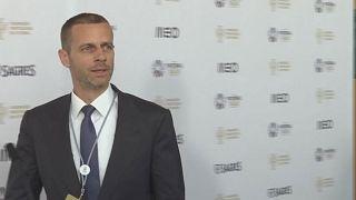 Αισιόδοξος για την πορεία του Τσάμπιονς Λιγκ ο πρόεδρος της UEFA