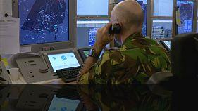 سامانه تمام خودکار نظارت و کنترل پروازها در هلند
