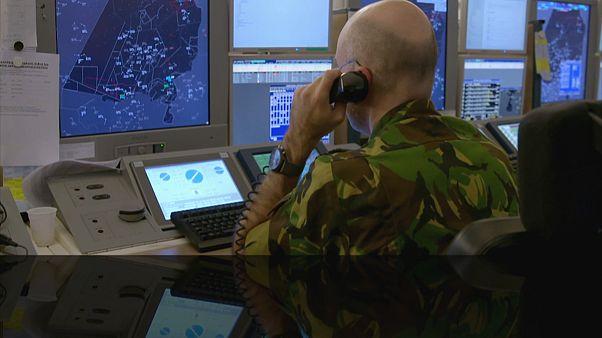 Диспетчеры ЕС эффективно делят небо для военных и граждансикх рейсов