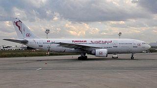 Tunisia protests laptops ban on UK,US flights cabin