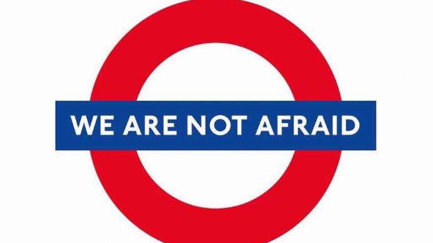 'We are not afraid': Londoners defiant after parliament attack
