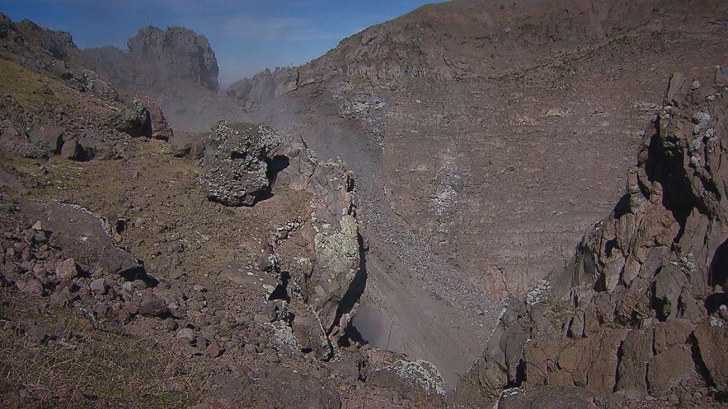 طرح اروپایی «کرونوس» برای زمان بندی فورانهای آتشفشانی