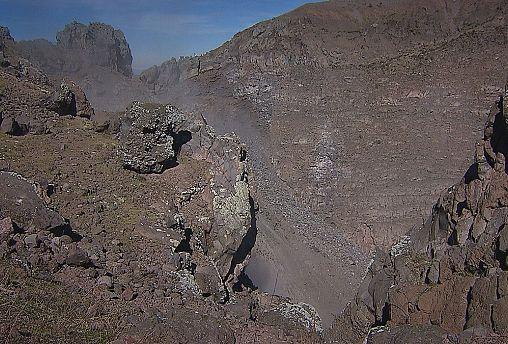 El reloj geológico de los volcanes