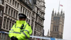 """Five dead and at least 40 injured in """"terror"""" attack near UK parliament"""
