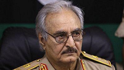 Libye : Human Rights Watch demande au maréchal Haftar de faire cesser les meurtres