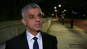 Mayor urges Londoners and visitors not to be alarmed