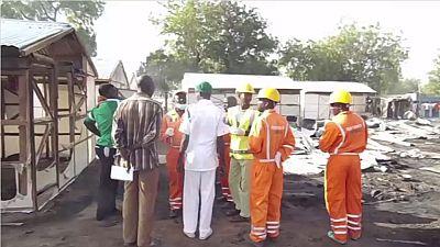 Four dead, 18 injured in northeastern Nigeria blasts