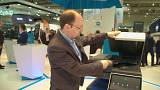 Targeting small business at CeBIT