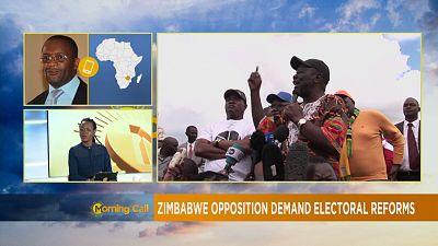 Zimbabwe: marche de l'opposition réprimée [The Monrning call]