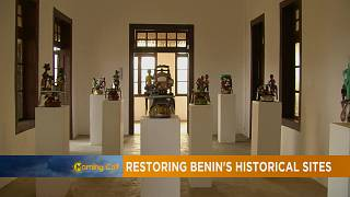 Restoring Benin's historical sites [The Morning Call]