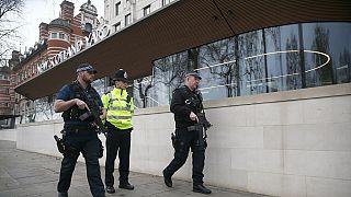 Londres : sept personnes arrêtées en lien avec l'attentat