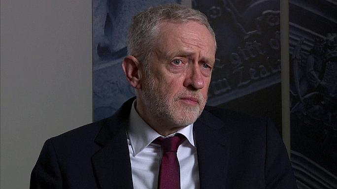 """Jeremy Corbin: """"Cualquiera que esté en el Parlamento o fuera de él debe sentirse a salvo"""""""