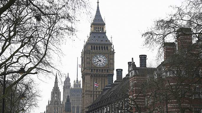 """Get back! Somebody's opened fire..."" MP captures panic after Westminster attack"