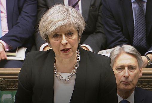 Gb, il discorso di Theresa May in Parlamento dopo l'attentato