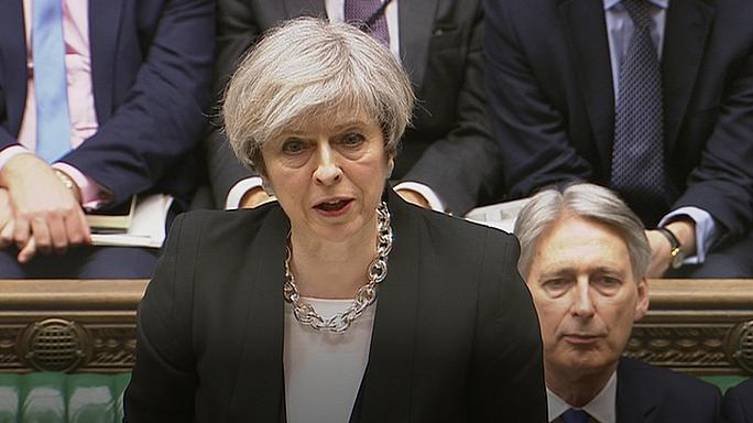 Theresa May tells MPs 'acts of normality' will defy terrorism