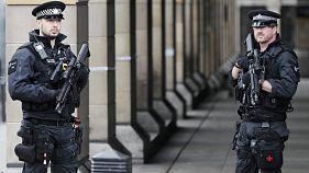 UPDATE: London attacker identified as Khalid Masood, police