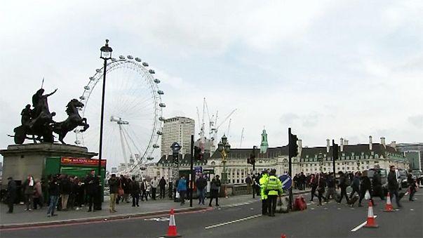 """La """"normalité"""" retrouvée à Londres"""