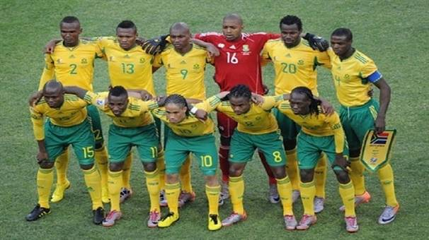South Africa to name new Bafana coach after Angola match