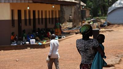 RCA : les enfants sous le coup de la malnutrition à Bambari