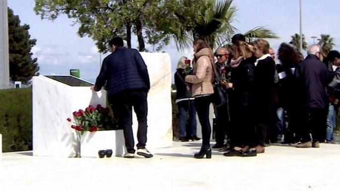 Polémica marca 2.º aniversário da queda do avião da Germanwings
