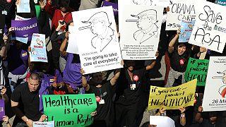 Rückschlag für Trump: Obamacare-Abstimmung im Kongress verschoben
