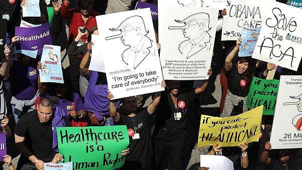 USA: al Congresso slitta il voto sulla legge che dovrà sostituire l'Obamacare