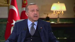 Turkey's president threatens to tear up migration deal with Europe
