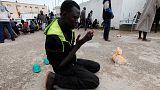 Több száz menekült fulladt a Földközi-tengerbe