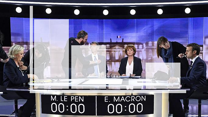 Five charts to explain France's presidential election