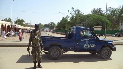 Frenchman kidnapped near Chad border with Sudan's Darfur