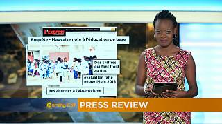 Press Review of March 24, 2017 [The Morning Call]