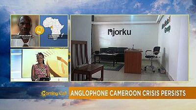 Cameroun : les régions anglophones toujours sevrées d'internet [The Morning call]
