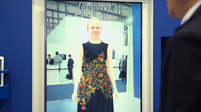 CeBIT: moda interconectada