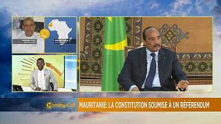 Mauritania constitutional referendum [The Morning Call]