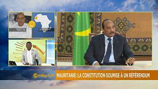 Mauritanie : le projet de révision constitutionnelle soumis à référendum [The Morning call]