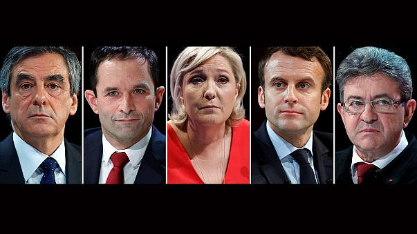 Incerteza de 43% entre eleitores na Presidenciais francesas