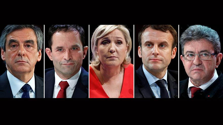 Fransa'da seçmen kararsız
