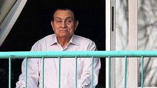L'ex-président égyptien Hosni Moubarak a recouvré la liberté