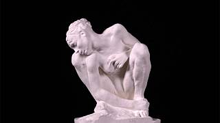 París conmemora el centenario de la muerte de Rodin con una exposición en el Grand Palais