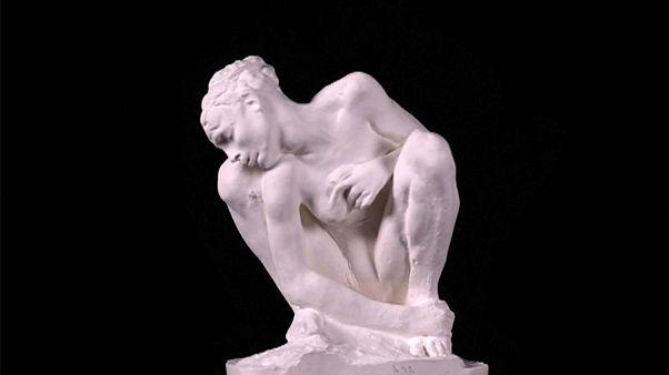 پاریس میزبان آثار آگوست رودن، مجسمه ساز معروف